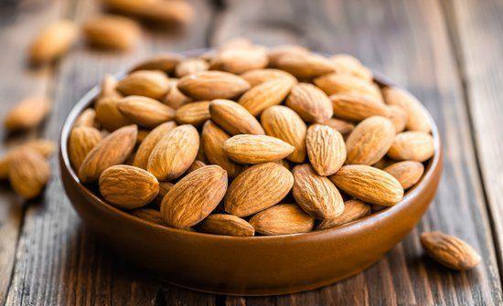 almonds-good-fats